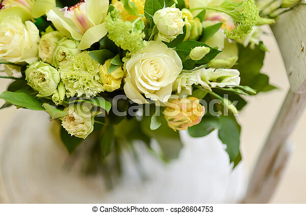 Flowers background - csp26604753