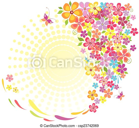 Flowers - csp23742069