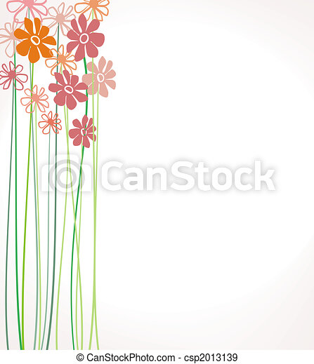 Flowers Color - csp2013139