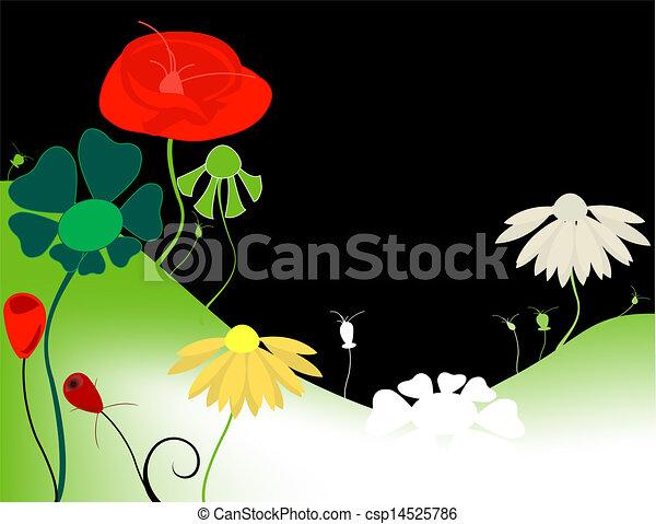 flowers - csp14525786
