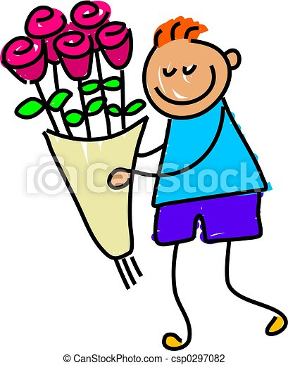 flowers for you little boy delivering some flowers clip art search illustration Prayer Changes Things Clip Art Prayer Changes Things Clip Art