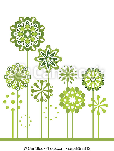 Flowers - csp3293342
