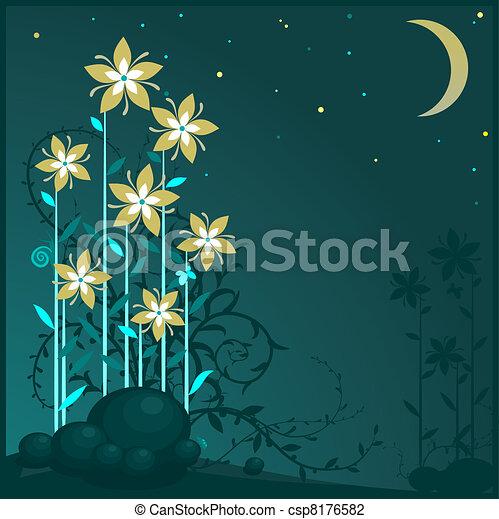 Flowers - csp8176582
