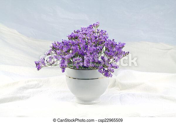 Flowers in a vase.2 - csp22965509