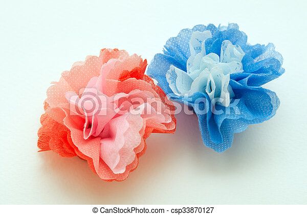 Flowers Made From Paper Craftwork Colorful Paper Craftwork Of Flowers