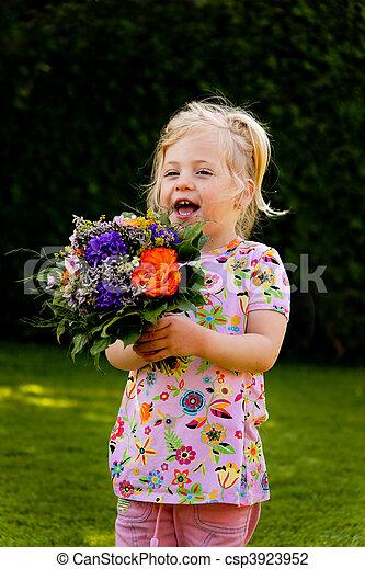 Flowers Moeder Cadeau Kind Kleine Flowers Kinderen