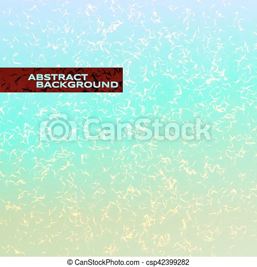 flowing abstract background - csp42399282