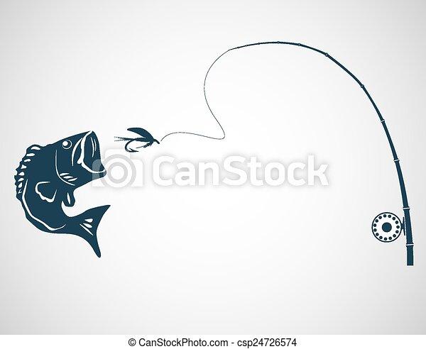 Fly fishing - csp24726574