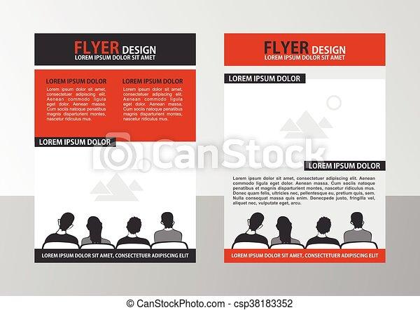 Flyer - csp38183352