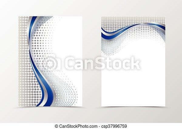 Flyer template design - csp37996759