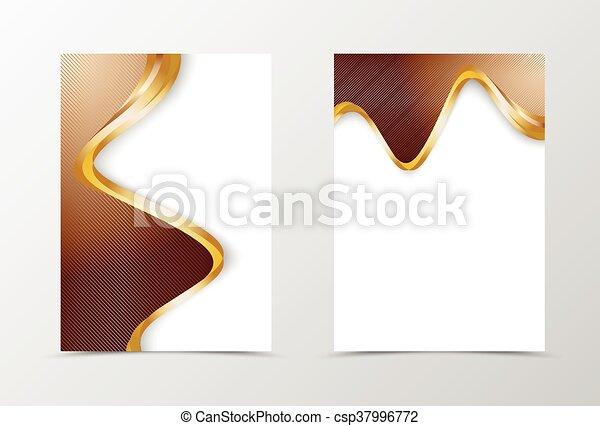 Flyer template design - csp37996772