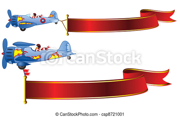 flying banners - csp8721001