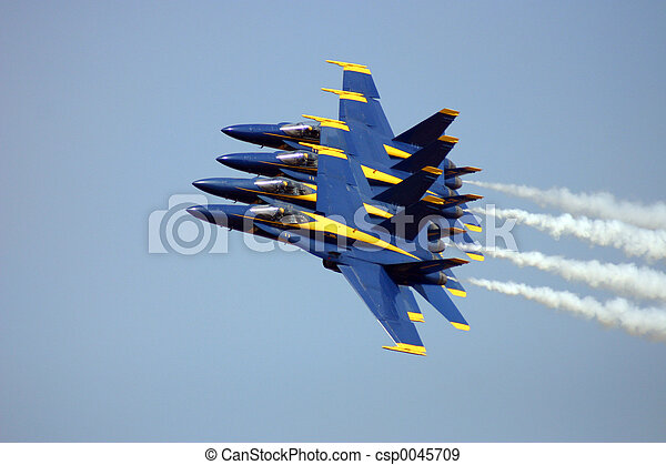 Flying in formation - csp0045709