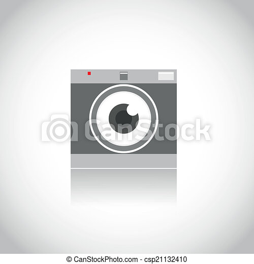 Focus eye photo camera - csp21132410