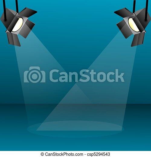 focus light - csp5294543