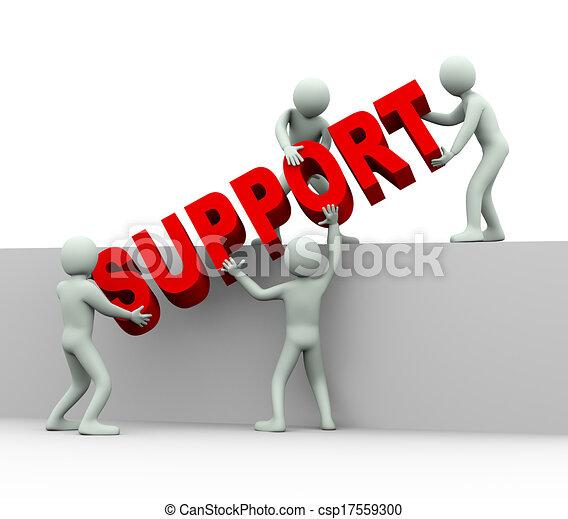 fogalom, segítség, emberek, eltart, -, 3 - csp17559300