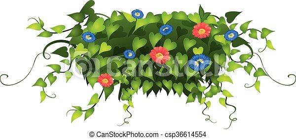 clipart_fiori_c165 Clip art di fiori