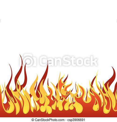 Super Fogo, fundo. Uso, fogo, vetorial, desenho, fundo, inferno clip art  LW18