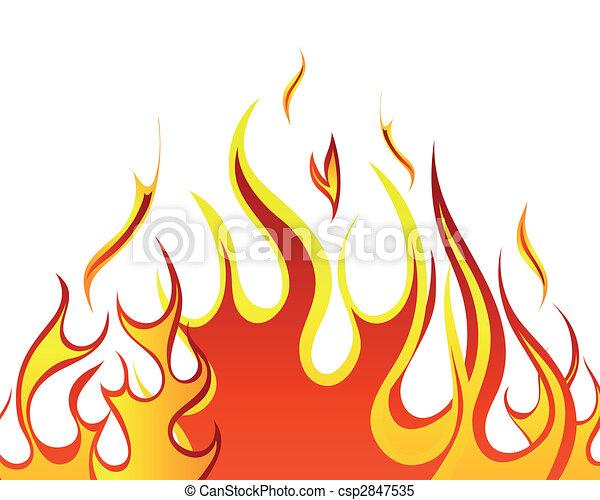 Top Fogo, fundo. Uso, fogo, vetorial, desenho, fundo, inferno clipart  OB57