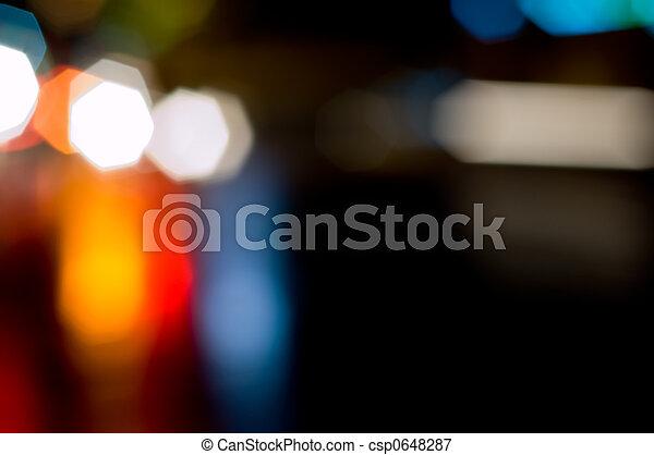 fokus, heraus - csp0648287