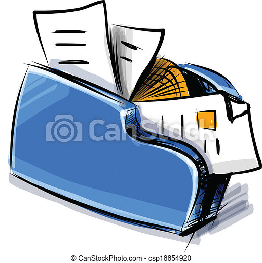 Folder icon cartoon vector illustration - csp18854920