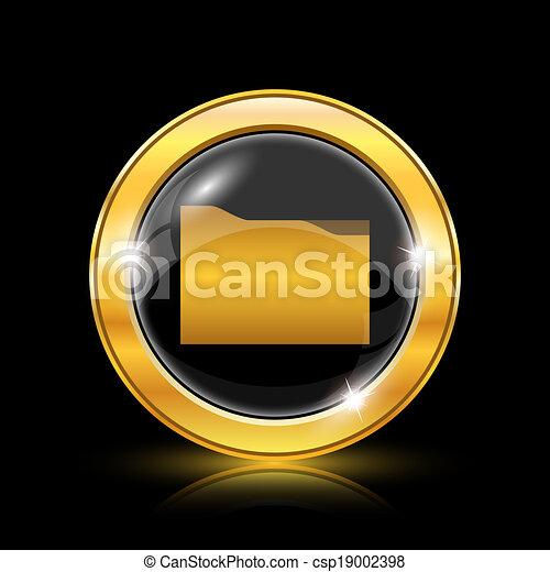 Folder icon - csp19002398