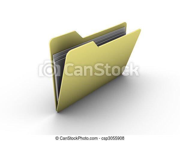 folder - csp3055908