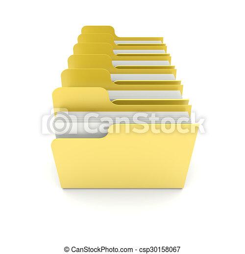 Folderd - csp30158067