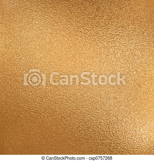Goldfolie - csp0757268