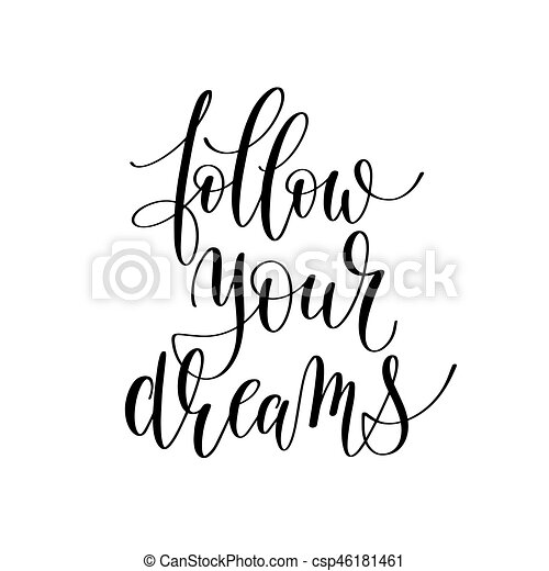 Follow your dreams inspirational quote about summer travel ...
