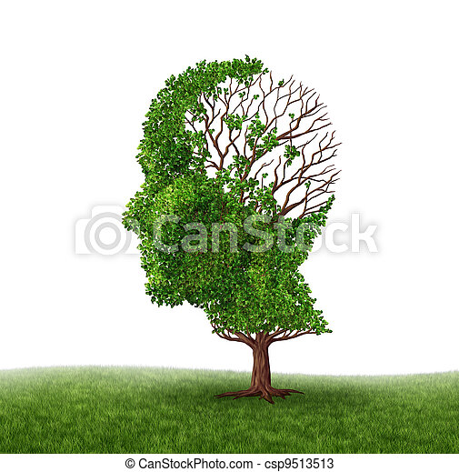 fonction, cerveau, perte - csp9513513
