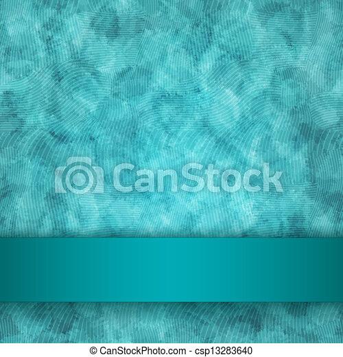 fond, bleu, résumé - csp13283640