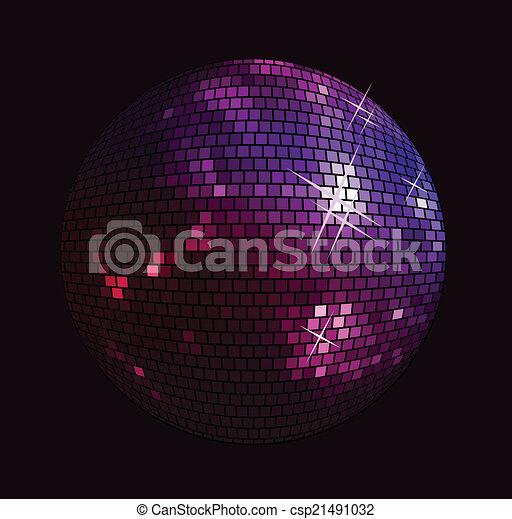 fond, disco - csp21491032