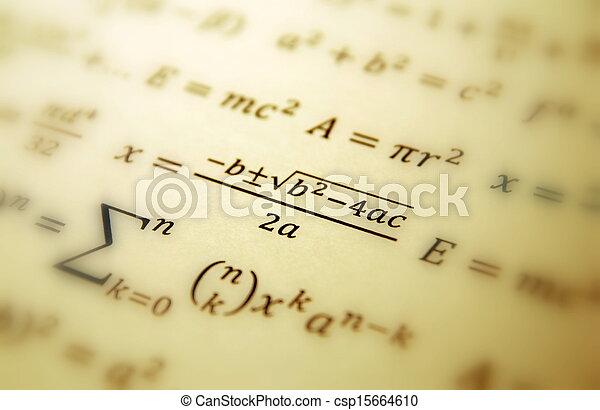 fond, math, géométrie - csp15664610