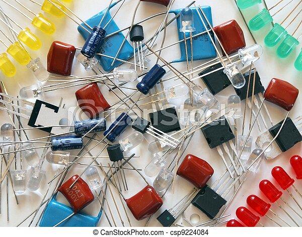 composant electronique belgique
