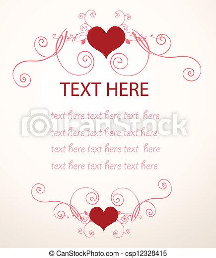 fond, valentin - csp12328415