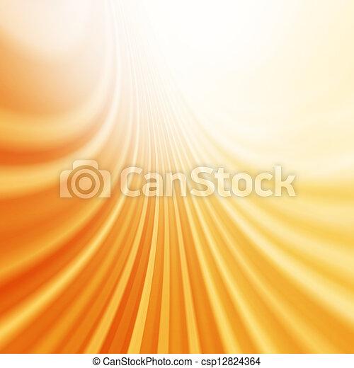 Trasfondo naranja - csp12824364