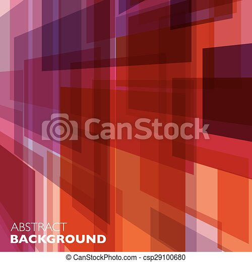 fondo., astratto, vettore, geometrico - csp29100680