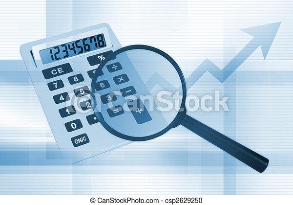 Historias de negocios azules - csp2629250
