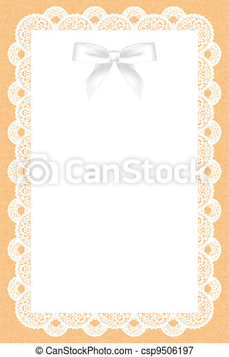 fondo blanco, arco - csp9506197
