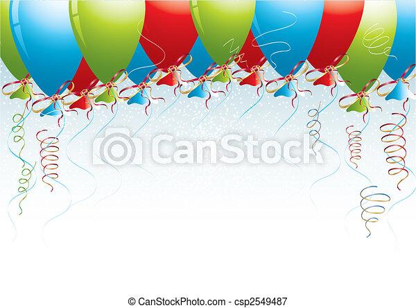 fondo, celebrazione - csp2549487