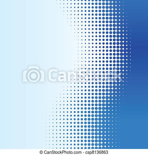 Trasfondo abstracto. - csp8136863