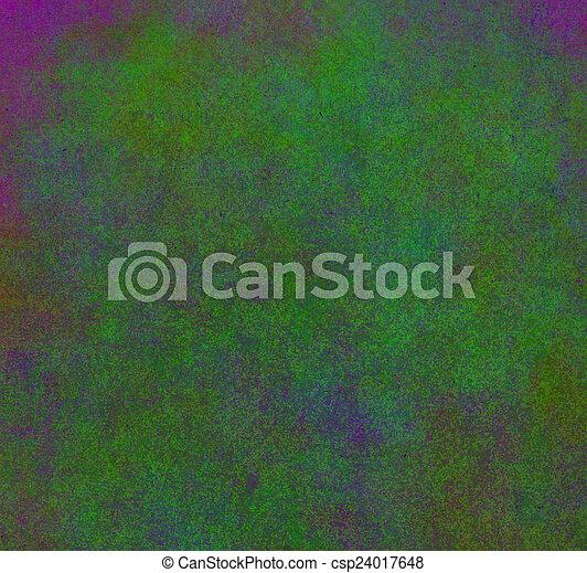 fondo, verde - csp24017648