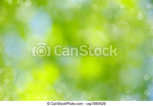 fondo, verde - csp7660429