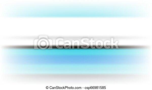 fondo, vettore, mare, offuscamento, bianco, paesaggio - csp66981585