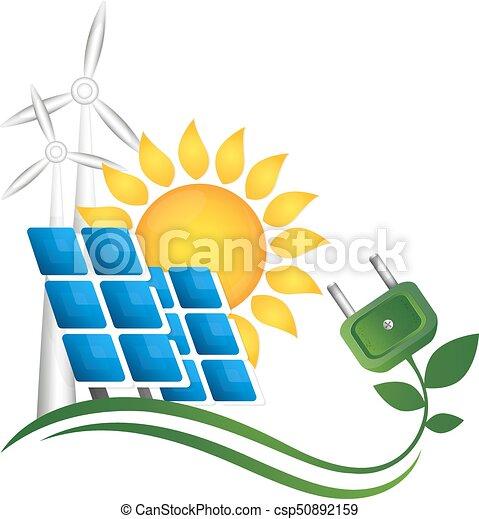 fontes, energia alternativa - csp50892159