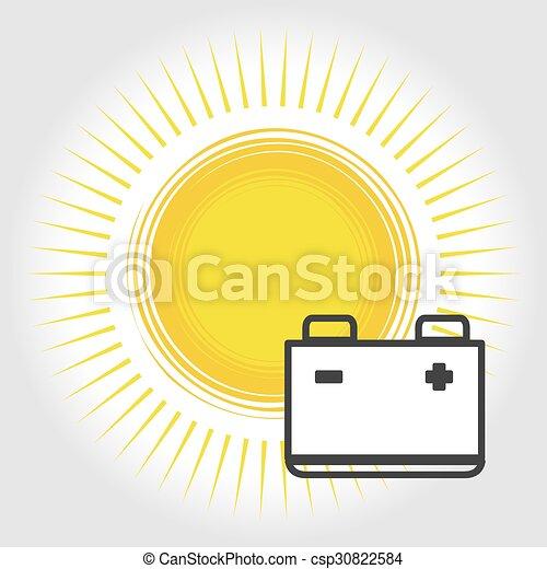 fontes, energia - csp30822584