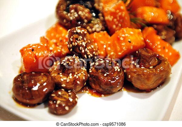 Food and Cuisine - Restaurant - csp9571086