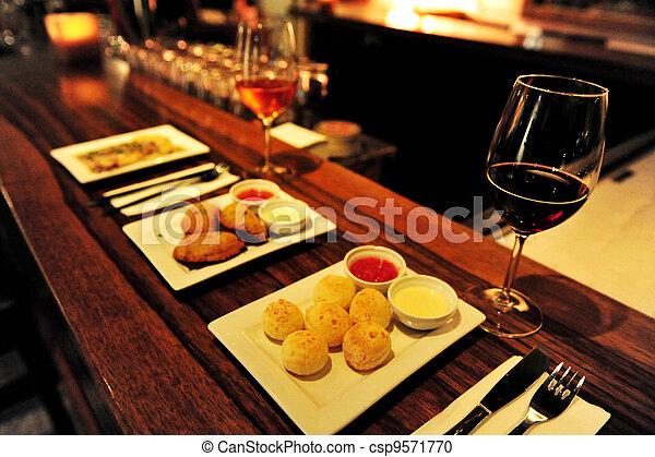 Food and Cuisine - Restaurant - csp9571770