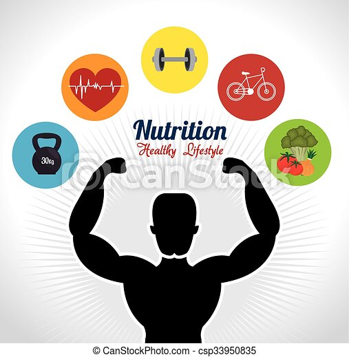 Food and nutrition - csp33950835
